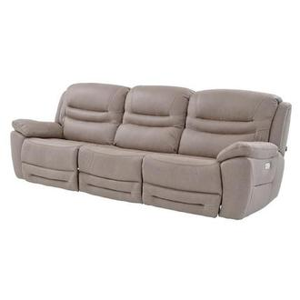 Dan Light Gray Oversized Sofa