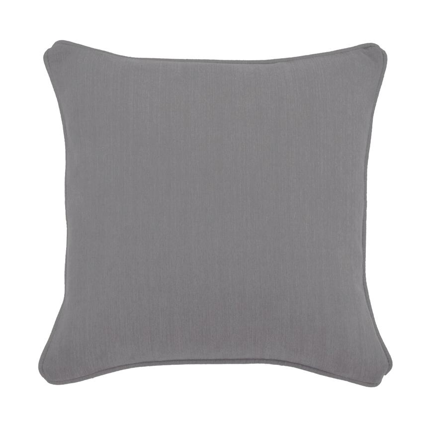 Nube II Gray Accent Pillow  main image, 1 of 3 images.