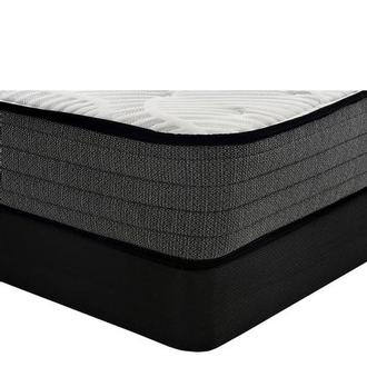 Lovely Isle TT King Mattress w/Regular Foundation