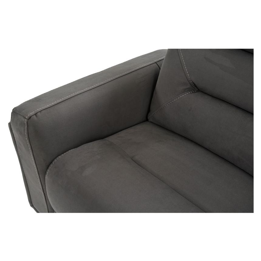 Kim Power Motion Sofa w/Right & Left Recliners  alternate image, 7 of 13 images.