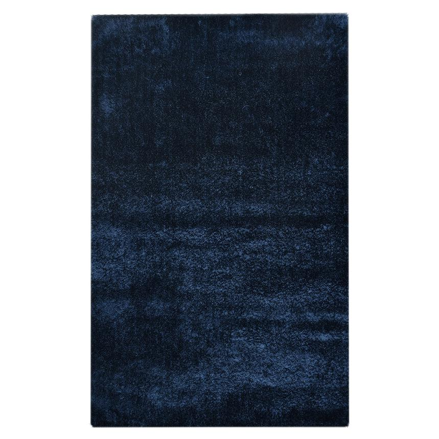 Chic Blue 5' x 8' Area Rug  main image, 1 of 2 images.