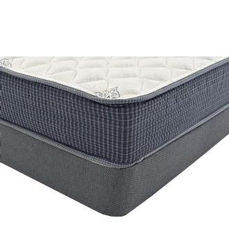 Pacific Heights Twin XL Mattress w/Low Foundation by Simmons Beautyrest Silver