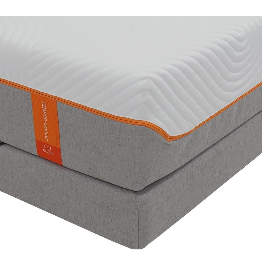 Contour Elite King Memory Foam Mattress w/Regular Foundation by Tempur-Pedic  alternate image, 2 of 5 images.