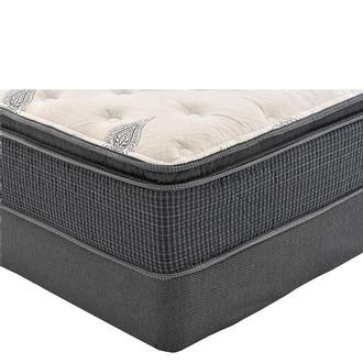 Pacific Heights PT King Mattress w/Regular Foundation