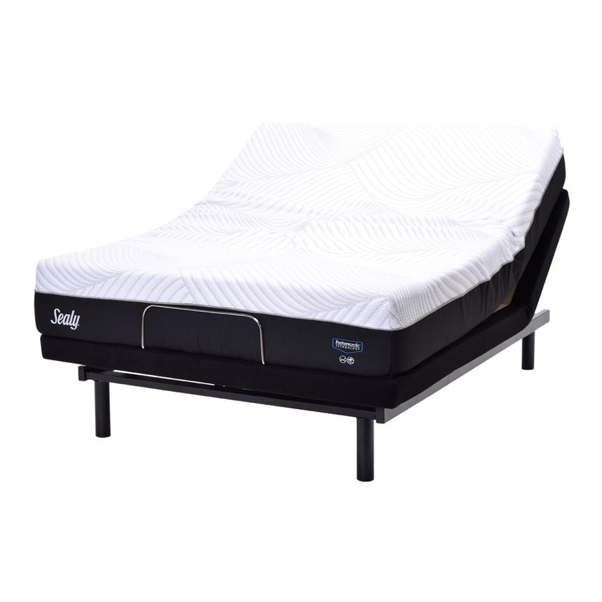 Fondness Full Mattress w/Ease™ Powered Base  main image, 1 of 3 images.