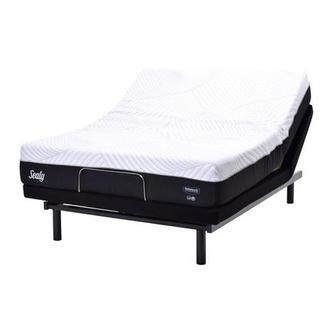 Fondness Queen Mattress w/Ease™ Powered Base