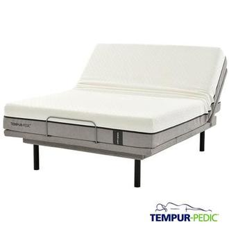 Legacy Twin XL Mattress w/Ergo Plus Foundation by Tempur-Pedic