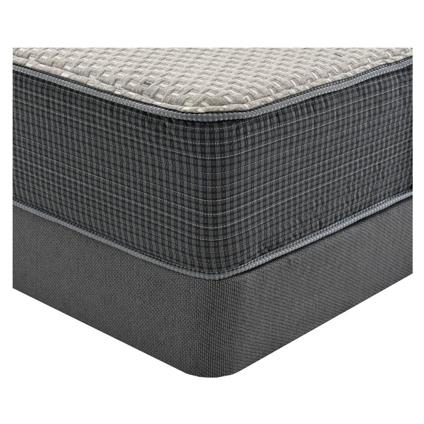 New London HB Full Mattress w/Regular Foundation by Simmons Beautyrest Silver  alternate image, 2 of 5 images.