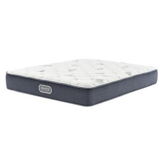 Ocean Springs Twin XL Mattress by Simmons Beautyrest Silver