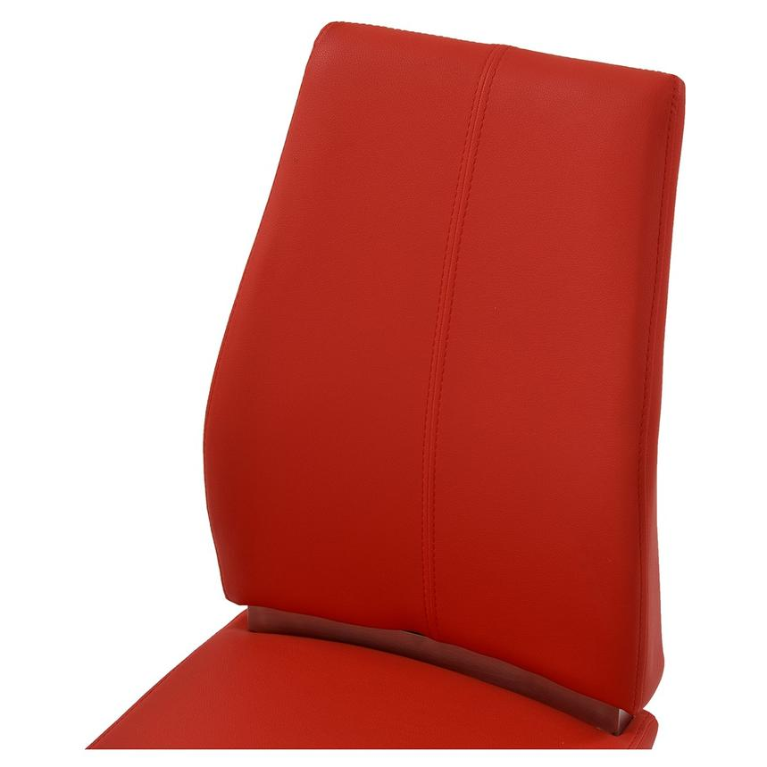 Maday Red Side Chair  alternate image, 3 of 5 images.