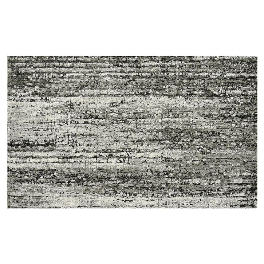 Titan Gray 5' x 8' Area Rug  alternate image, 2 of 4 images.