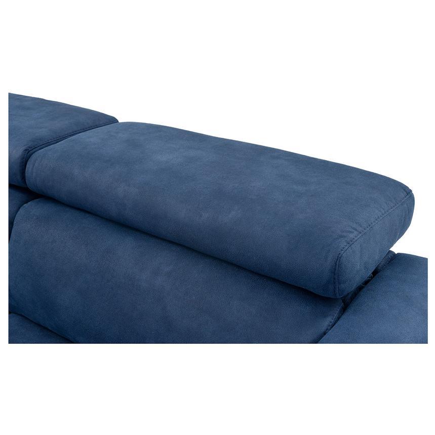 Piera Blue Power Motion Sofa Alternate Image, 7 Of 11 Images.