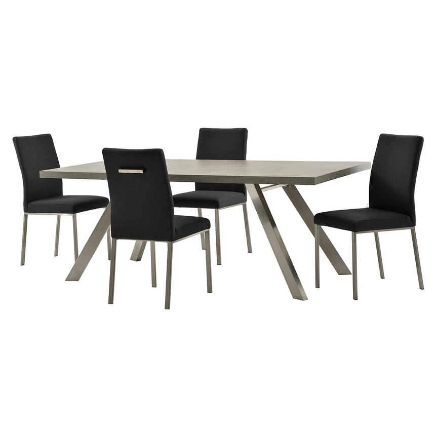 Ferrera 5-Piece Casual Dining Set  main image, 1 of 12 images.