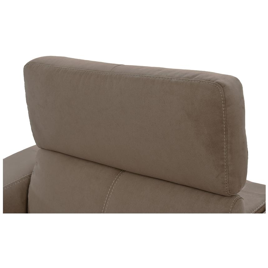 Jameson Brown Power Motion Sofa w/Right & Left Recliners  alternate image, 7 of 9 images.