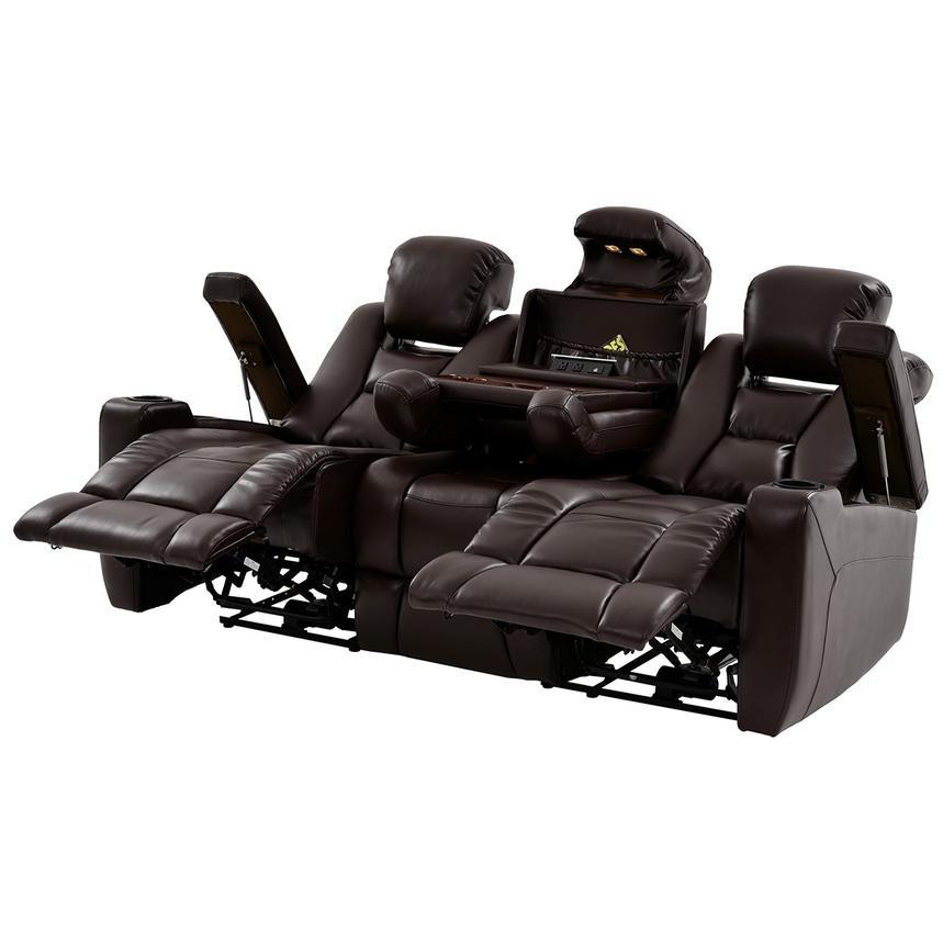 Transformer Ii Brown Power Motion Sofa El Dorado Furniture