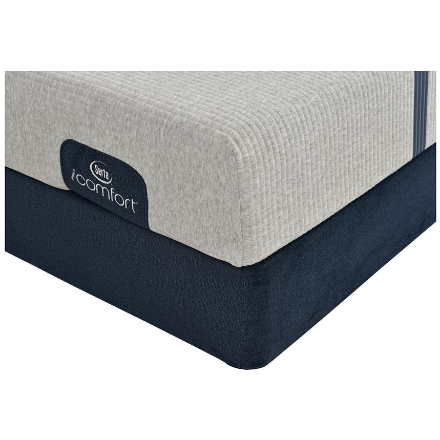 iComfort Blue 100 Queen Mattress w/Low Foundation by Serta  alternate image, 2 of 5 images.