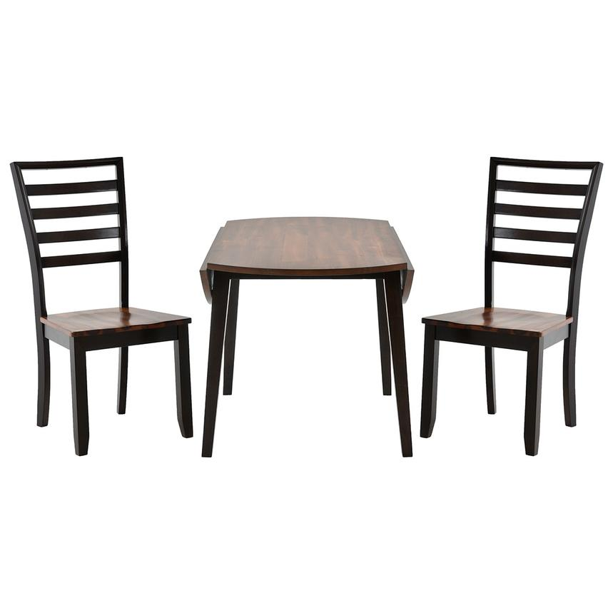 Mike 3 Piece Casual Dining Set Alternate Image, 2 Of 13 Images.