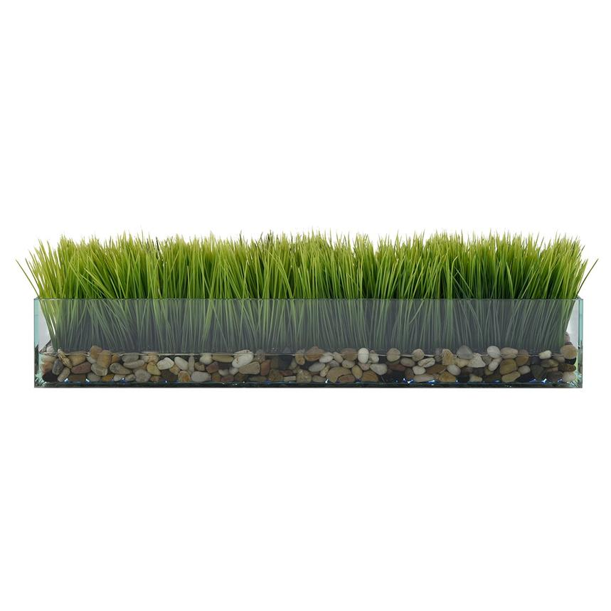 Wheatgrass Flower Arrangement  main image, 1 of 3 images.