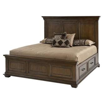 Camden King Storage Bed