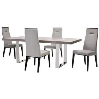 Wyatt/Heritage 5-Piece Formal Dining Set
