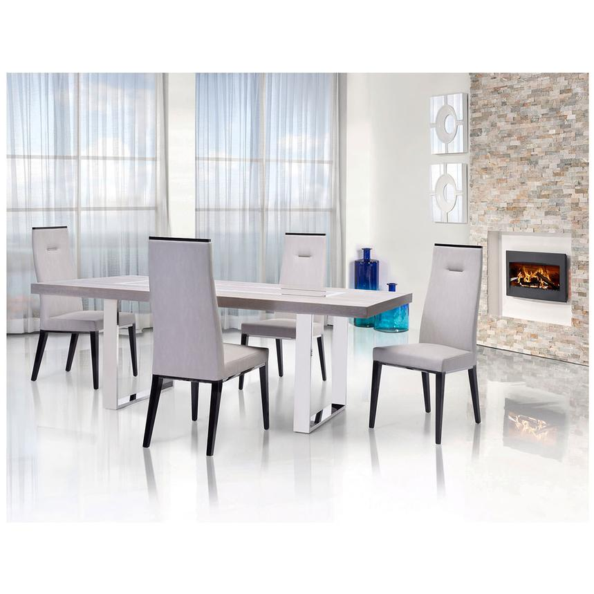 Wyatt/Heritage 5 Piece Formal Dining Set Alternate Image, 2 Of 15 Images