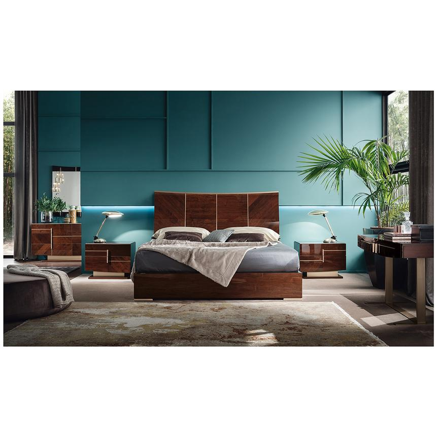 Bellagio Right Nightstand Made in Italy | El Dorado Furniture