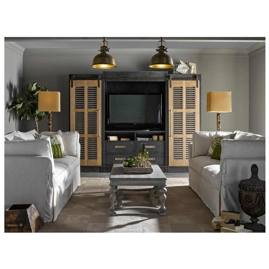 Modern Muse Wall Unit Alternate Image, 2 Of 9 Images.