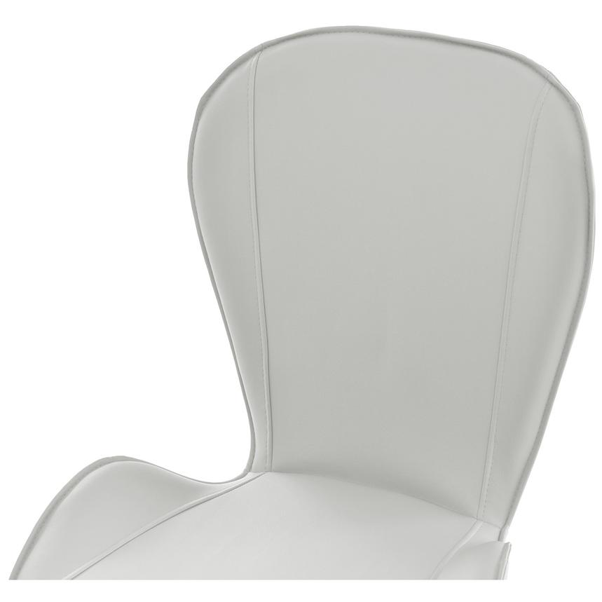 Latika White Side Chair  alternate image, 6 of 7 images.