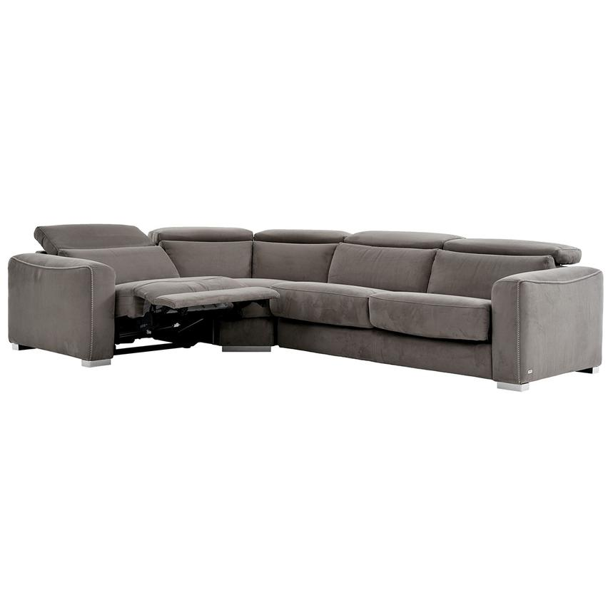 Bay Harbor Power Motion Sofa w/Right Sleeper  alternate image, 2 of 11 images.