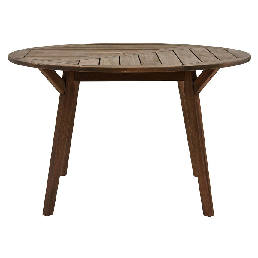 Jane Round Dining Table Made in Brazil  main image, 1 of 5 images.