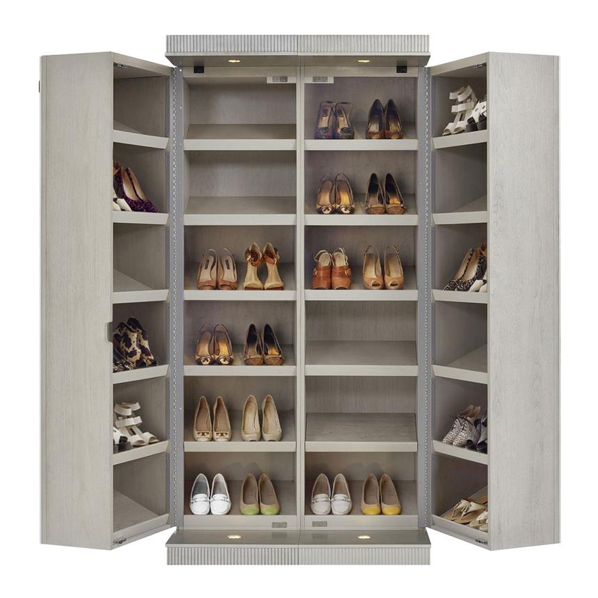 Rachael Ray S Cinema Shoe Cabinet El Dorado Furniture
