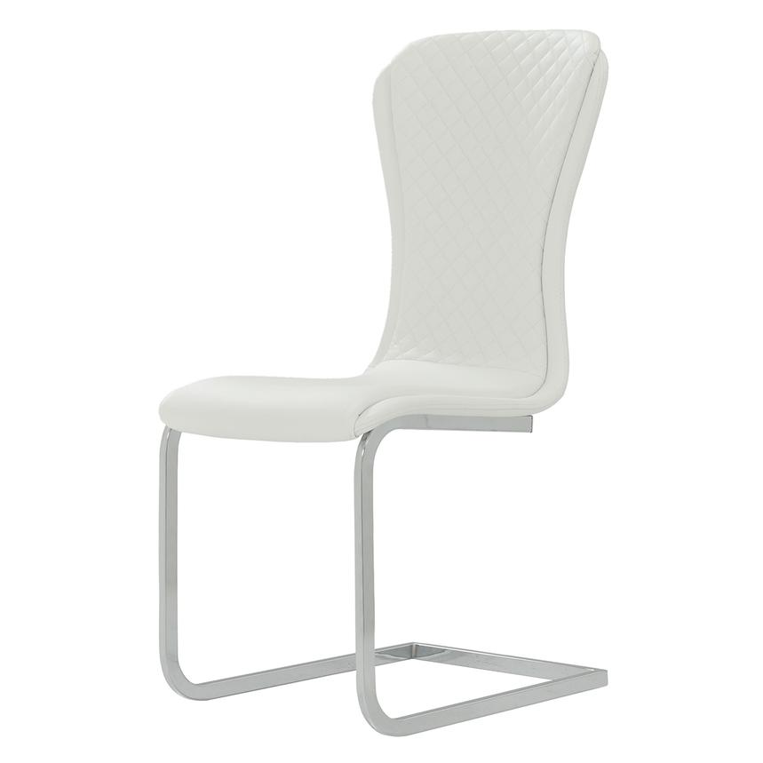 Rose White Side Chair  alternate image, 2 of 6 images.