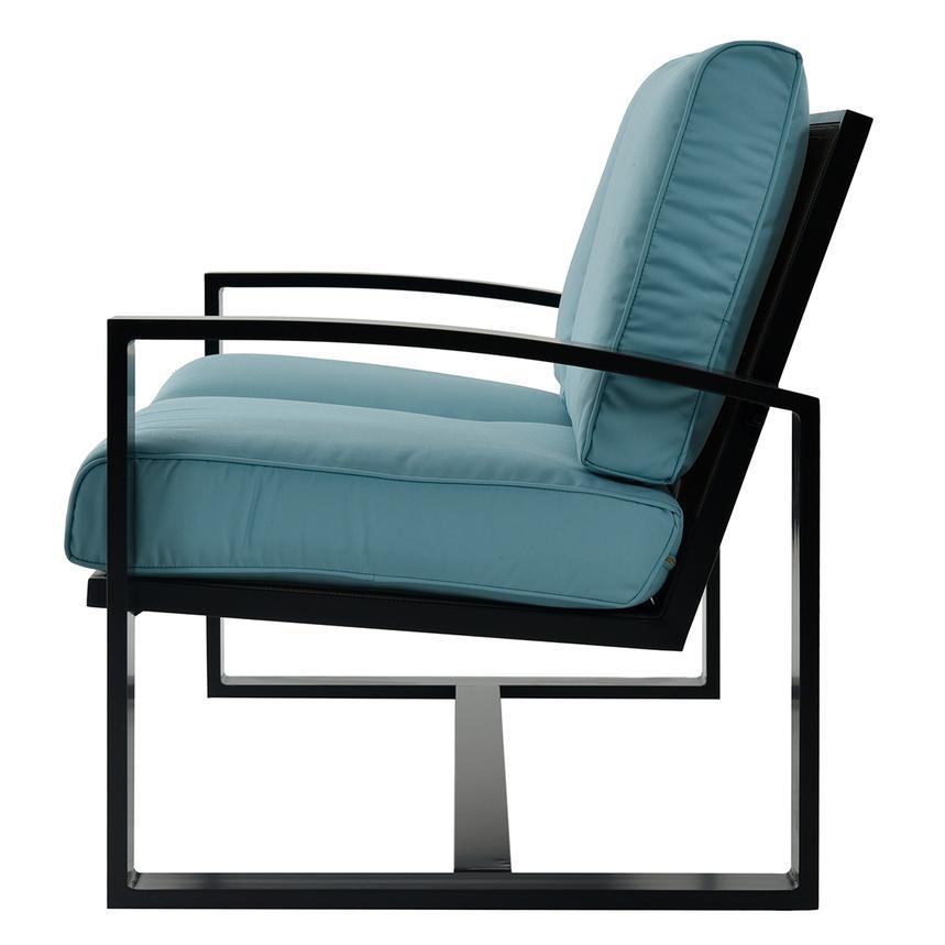 Almalfi Blue 4 Piece Patio Set El Dorado Furniture