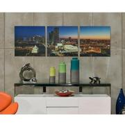 Luminous Set of 3 Acrylic Wall Art  alternate image, 2 of 4 images.