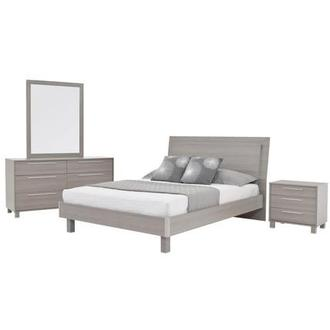 Pulse 4-Piece Queen Bedroom Set