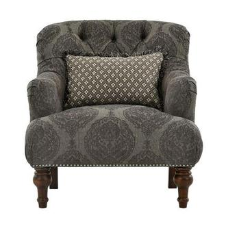 Laura Ivory Accent Chair