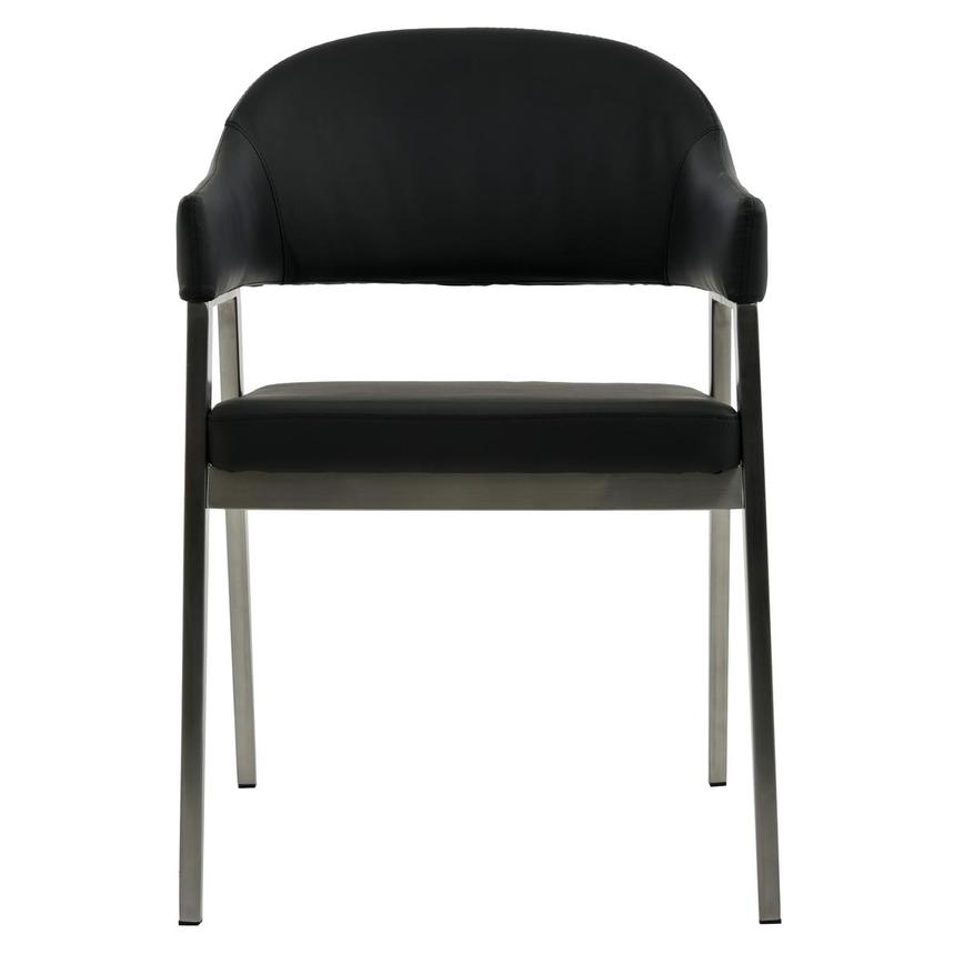 Adelle Black Side Chair  main image, 1 of 6 images.