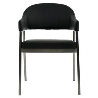 Adelle Black Side Chair
