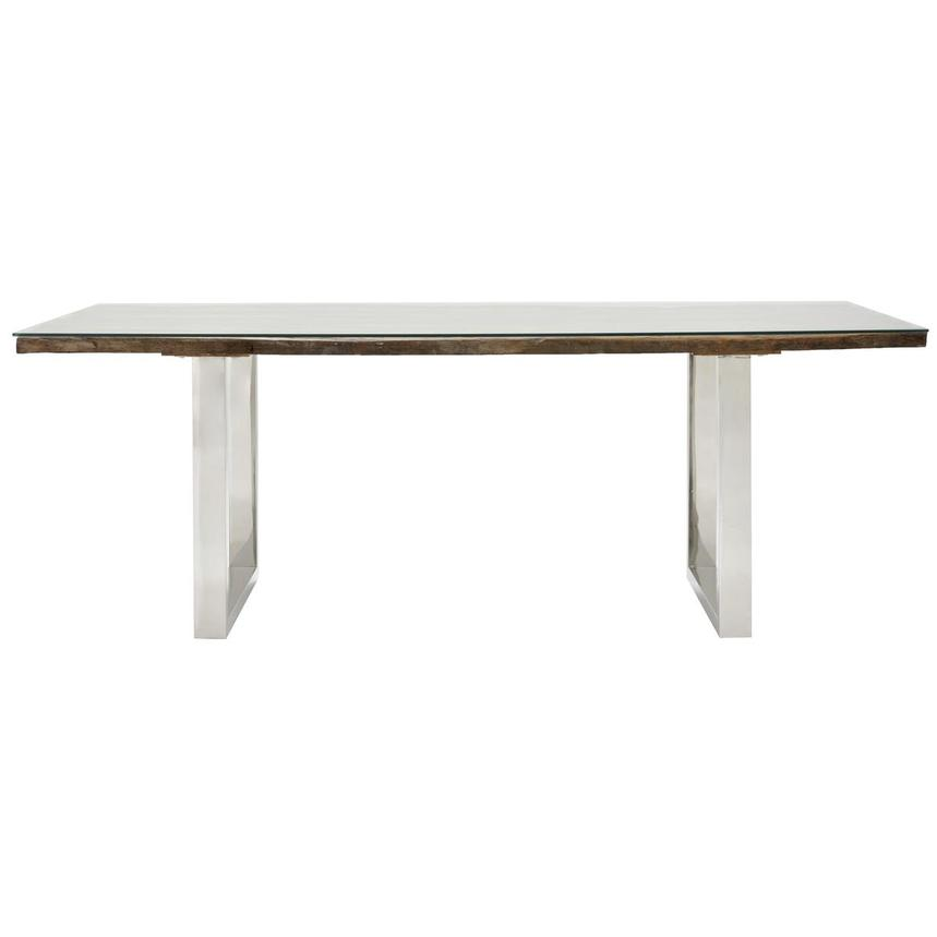 Railway Rectangular Dining Table  main image, 1 of 5 images.