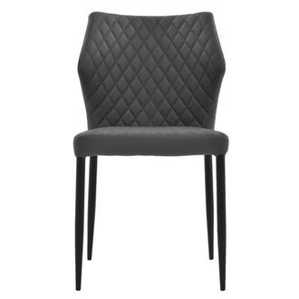 Zari Gray Side Chair