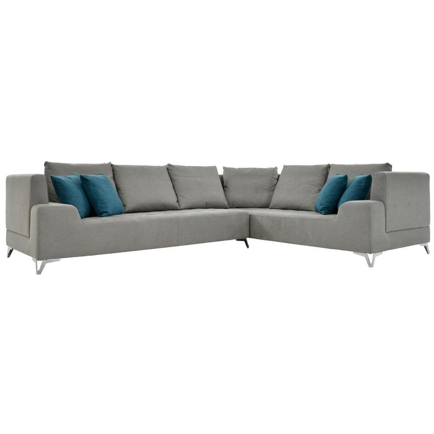 Kaitlyn Sofa w/Right Chaise  main image, 1 of 5 images.