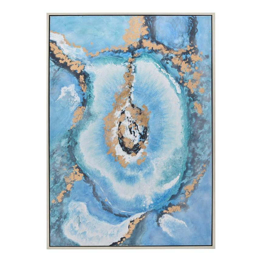 Cercle Canvas Wall Art  main image, 1 of 3 images.