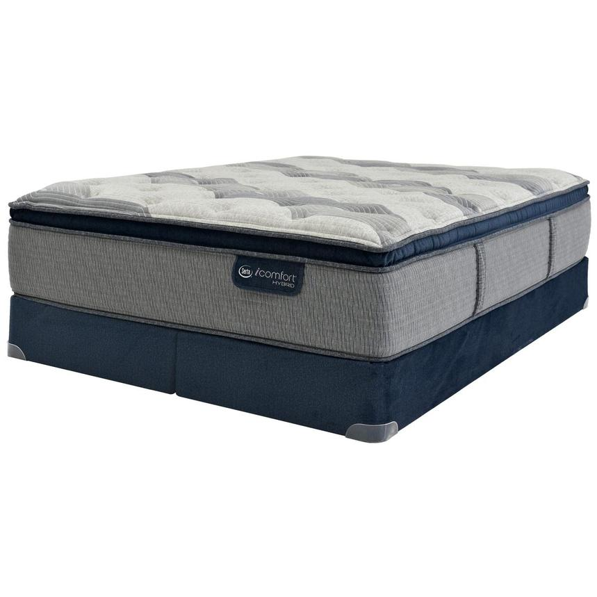 Fusion 300 PT King Mattress w/Low Foundation by Serta  alternate image, 3 of 5 images.