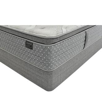 Corvara Full Mattress w/Low Foundation by Carlo Perazzi