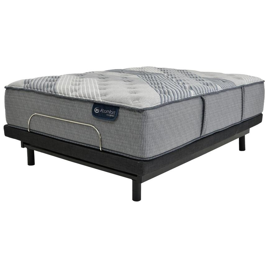 Fusion 1000 King Mattress w/Essentials III Powered Base by Serta  alternate image, 2 of 5 images.
