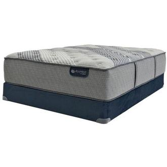 Fusion 1000 Twin XL Mattress w/Low Foundation by Serta
