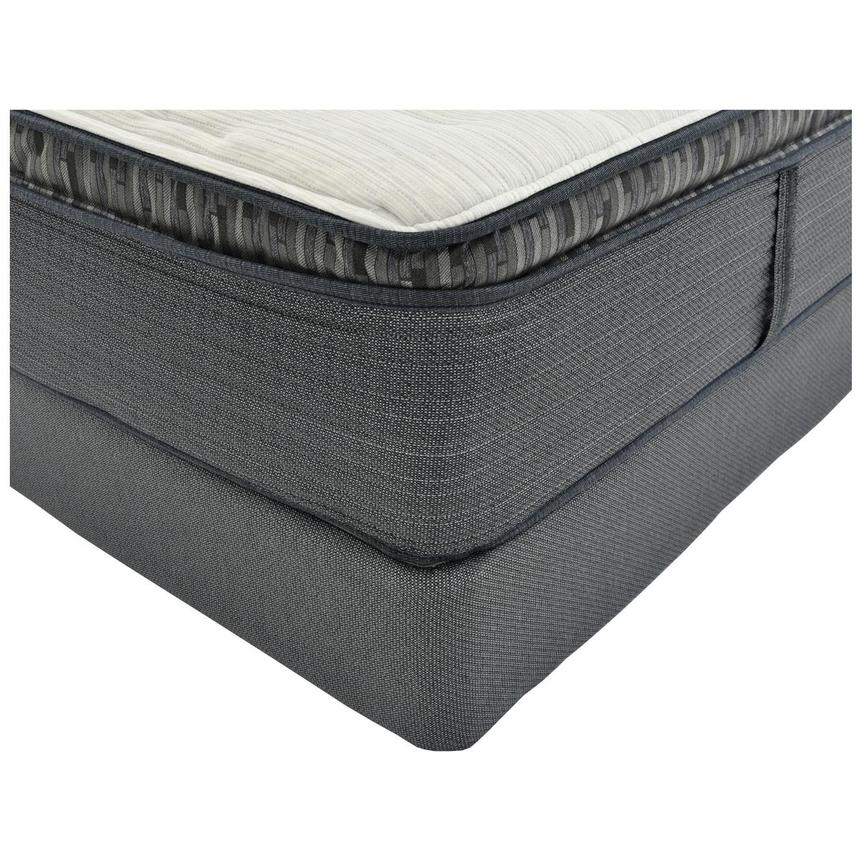 Beacon Hill PT Queen Mattress w/Regular Foundation by Simmons Beautyrest Platinum  alternate image, 2 of 4 images.