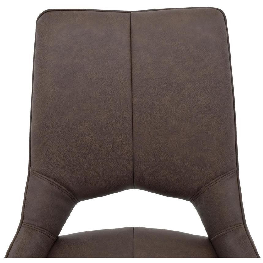Kalia Brown Side Chair  alternate image, 6 of 7 images.