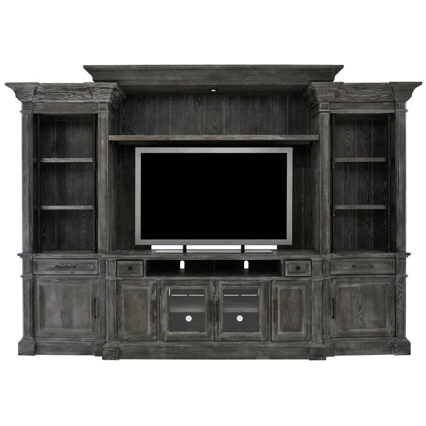 Gramercy Wall Unit   El Dorado Furniture