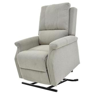 Bailey Cream Power-Lift Recliner